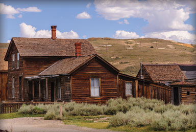 ghost town - The Iron Horse Homepage
